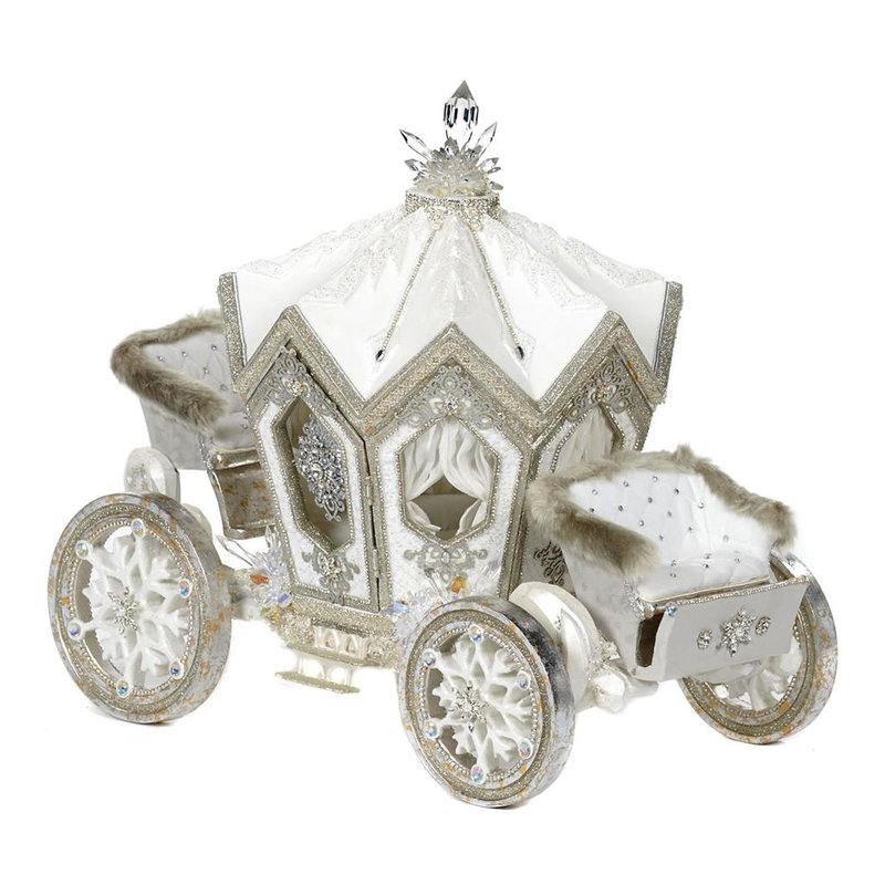 Good Will  Jewel Carriage Snow Queen