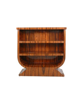 LC TV cabinet Art Deco Rosewood