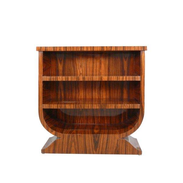 LC TV cabinet Art Deco Rosewood