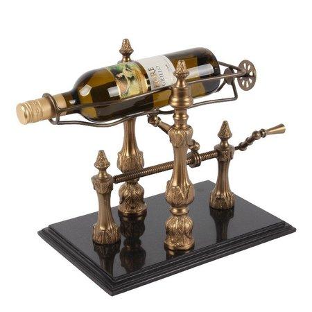 Dutch & Style Porte-bouteilles 40x22 cm