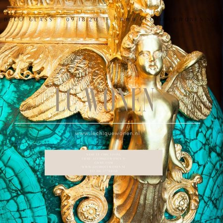 Bronze porcelaine