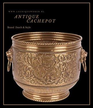 Dutch & Style Antique  Cachepot 26 cm