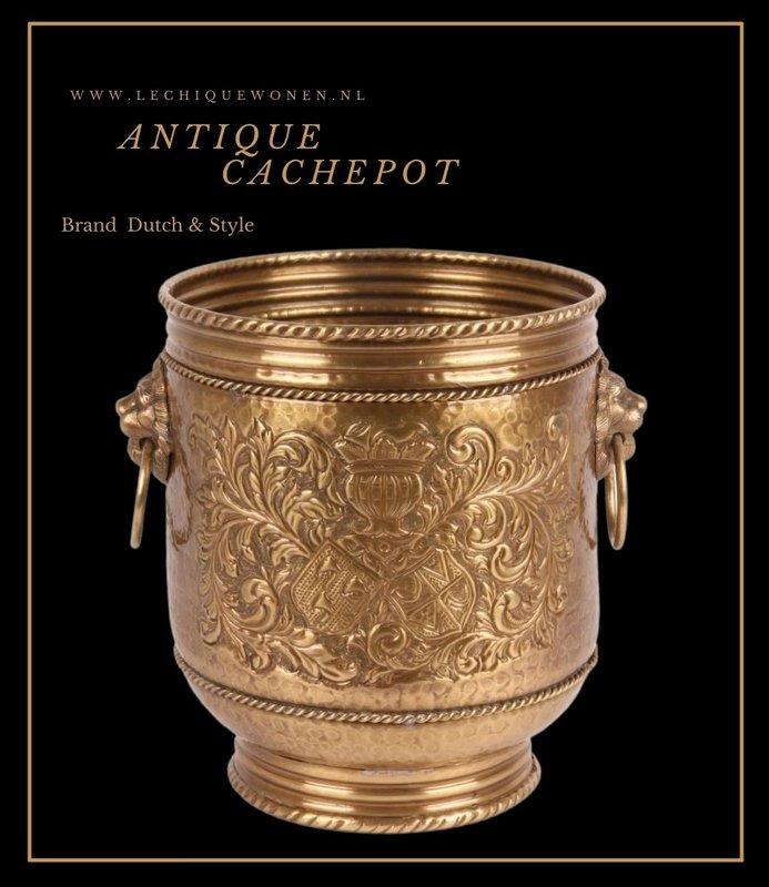 Dutch & Style Antique  Cachepot  30 cm