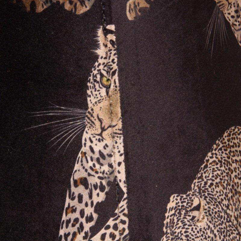Dutch & Style Shade black  tiger print 30 cm