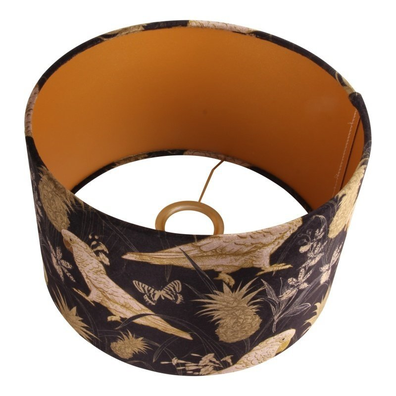 Dutch & Style Lamp shade parrot