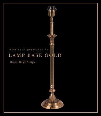 Dutch & Style 2x Lamp base 60 cm