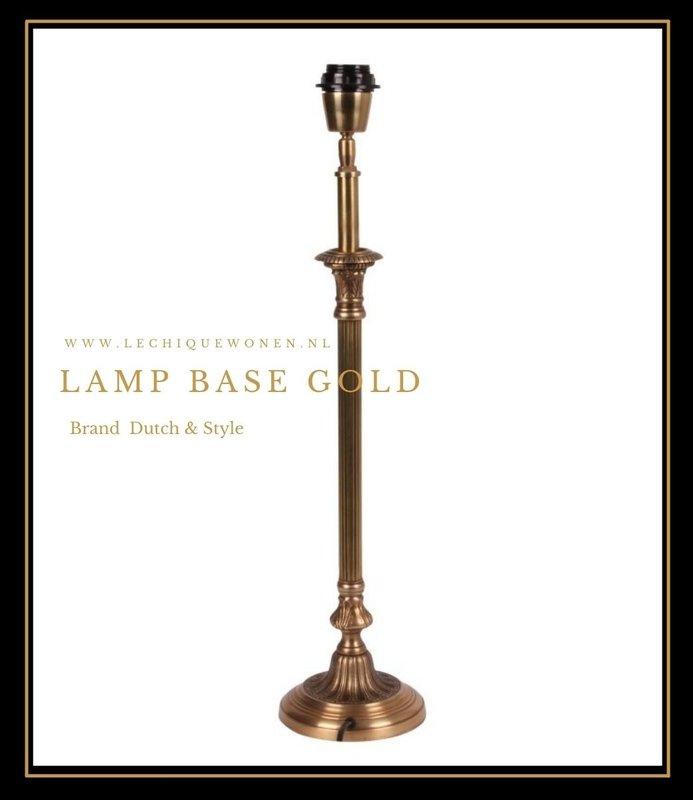 Dutch & Style Lamp base 60 cm