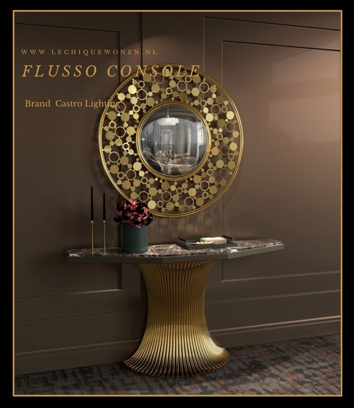 Castro Lighting  Flusso Console