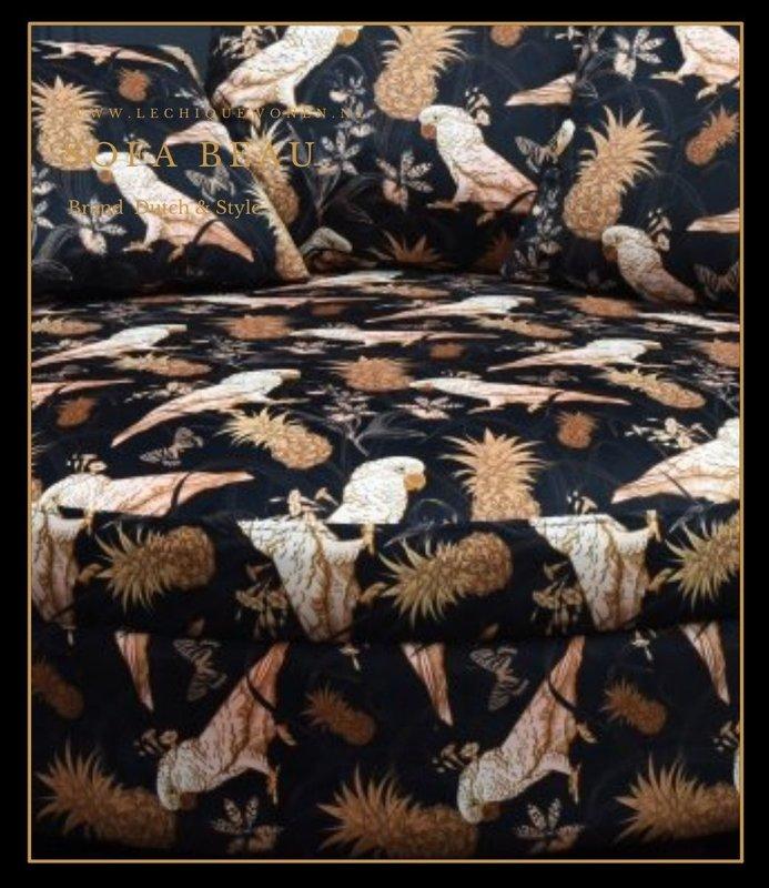 Dutch & Style Stoel Arielle Parrot