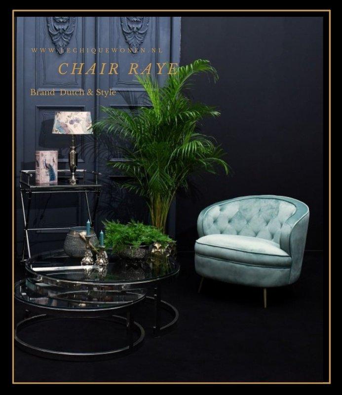 Dutch & Style Fauteuil Raye