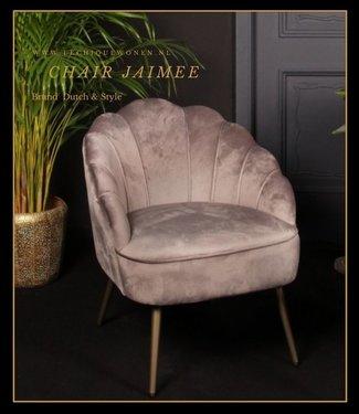 Dutch & Style Stoel  Jaimee