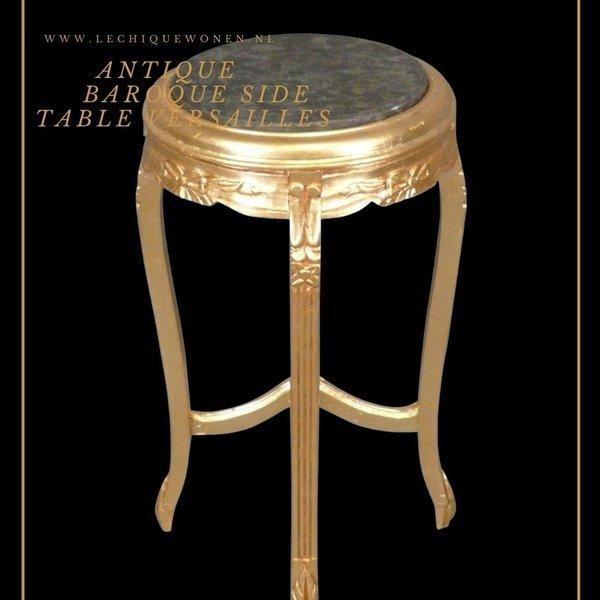LC Barok bijzettafel Versailles