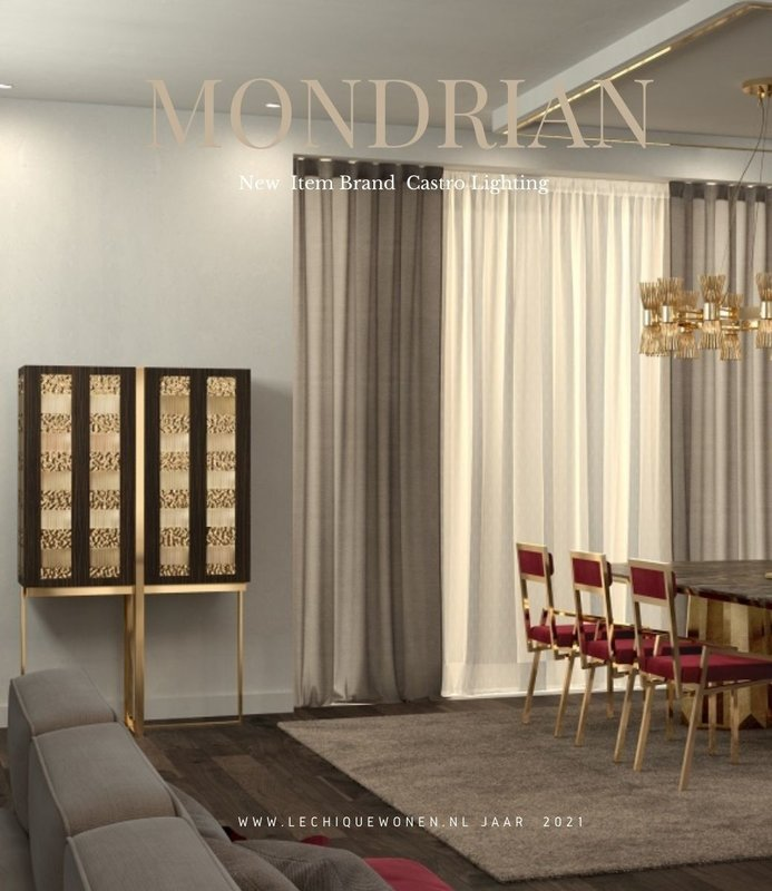 Castro Lighting  Mondrian Cabinet