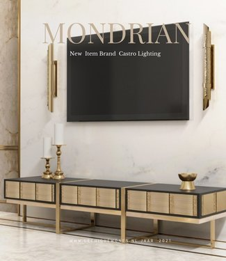 Castro Lighting  MONDRIAN TV CONSOLE