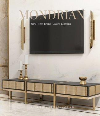 LC MONDRIAN TV CONSOLE
