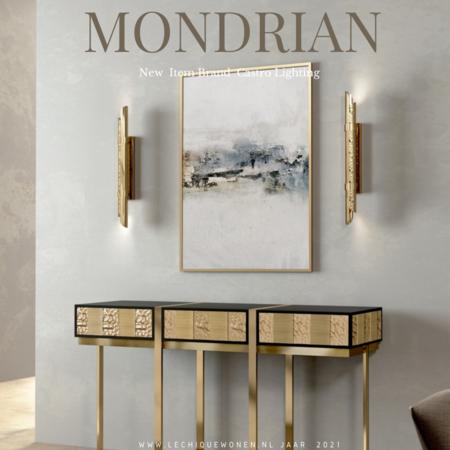 Castro Lighting  Console Mondrian