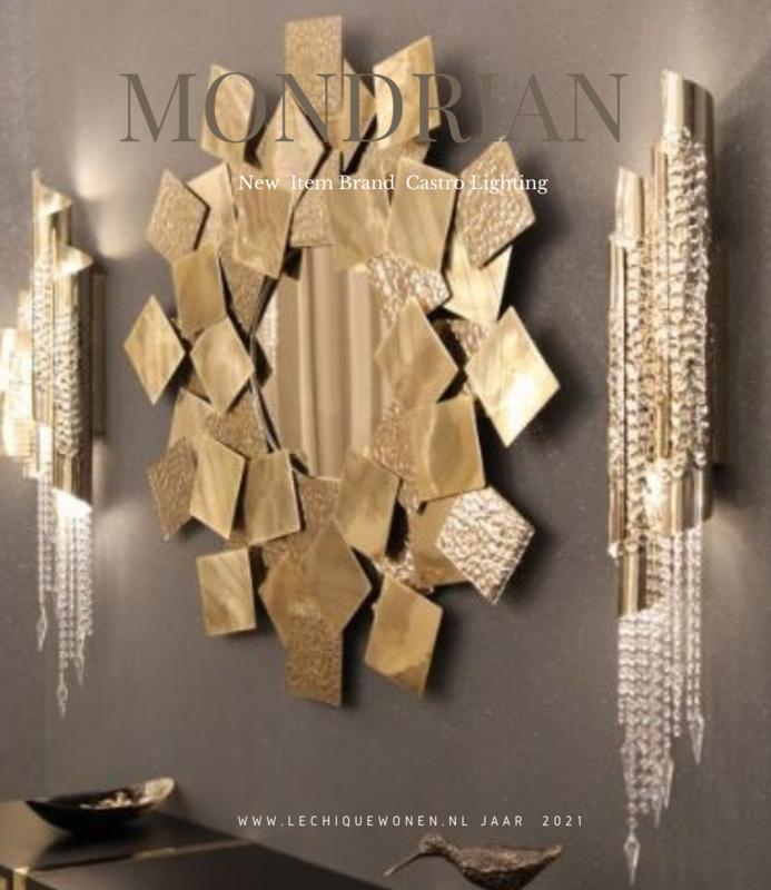 Castro Lighting  Mondrian mirror