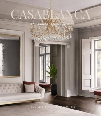 Castro Lighting  Suspension de Casablanca