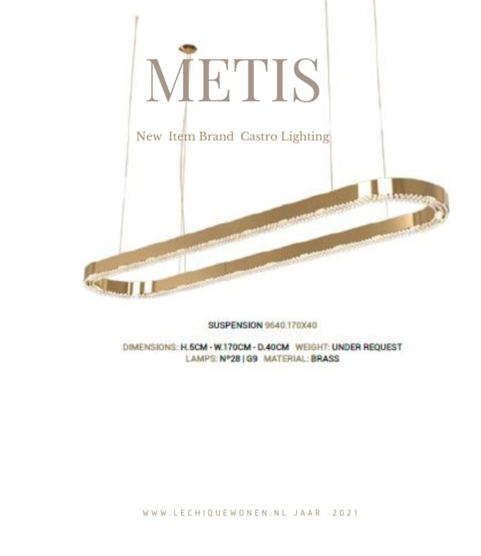 Castro Lighting  Metis Suspension