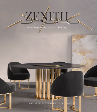 Castro Lighting  Zenith Suspension  48x164x70