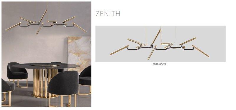 Castro Lighting   Zenith Suspension  48x164x70