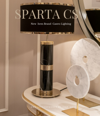 Castro Lighting  Sparta Table Lamp