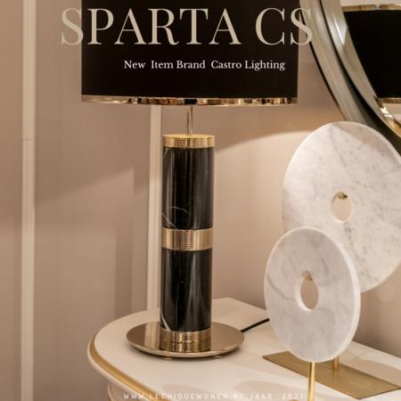 Castro Lighting  Lampe de table Sparta