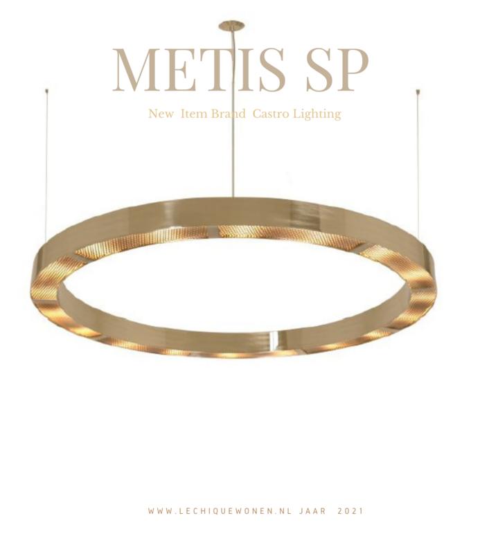 Castro Lighting  Metis Suspension round