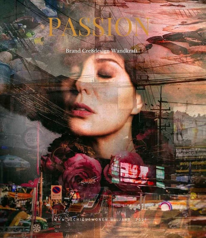 Wandkraft  Passion Crime