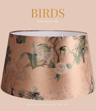 Dutch & Style Lampshade Bird