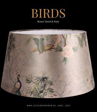 Dutch & Style Abat-jour oiseau N/A