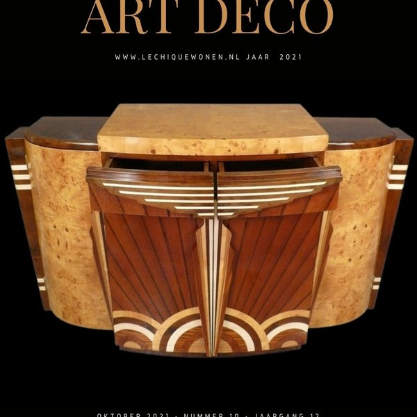 LC art deco buffet from the 1920s