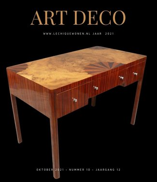 LC Art deco desk rosewood GS