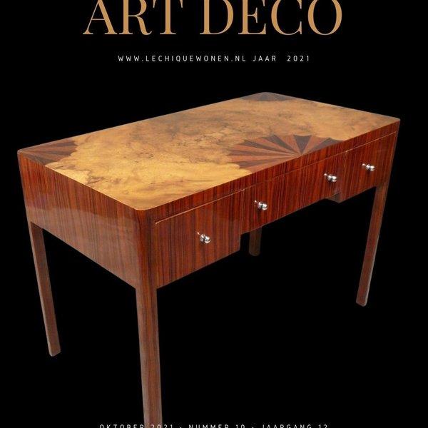 LC Art deco bureau rosewood GS