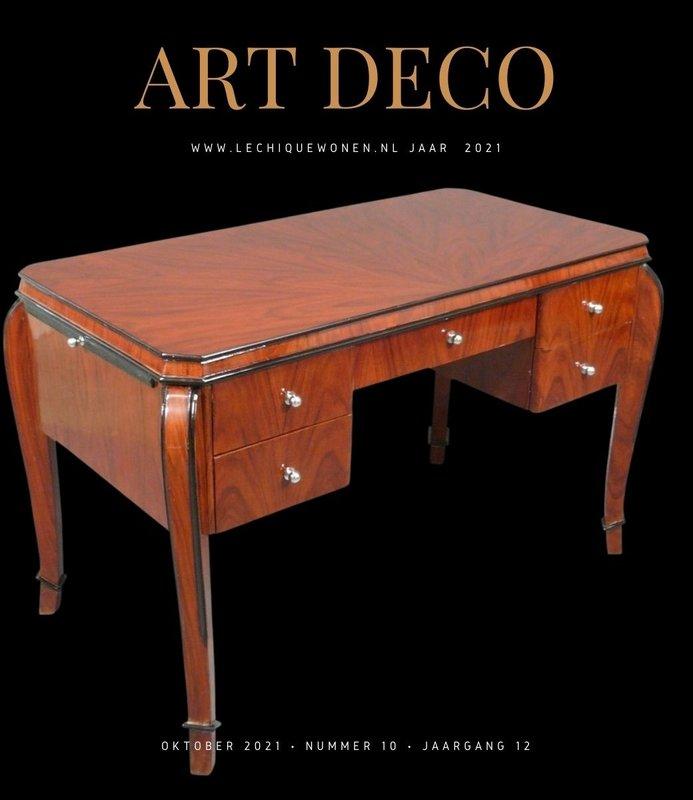 LC Art Deco Desk