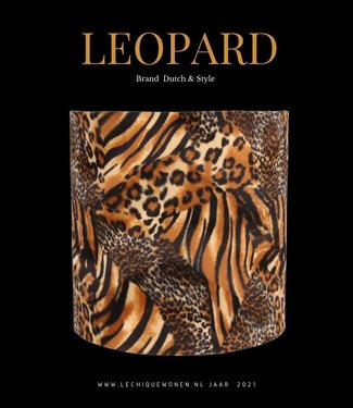 Dutch & Style Lampshade  m jungle 30 c