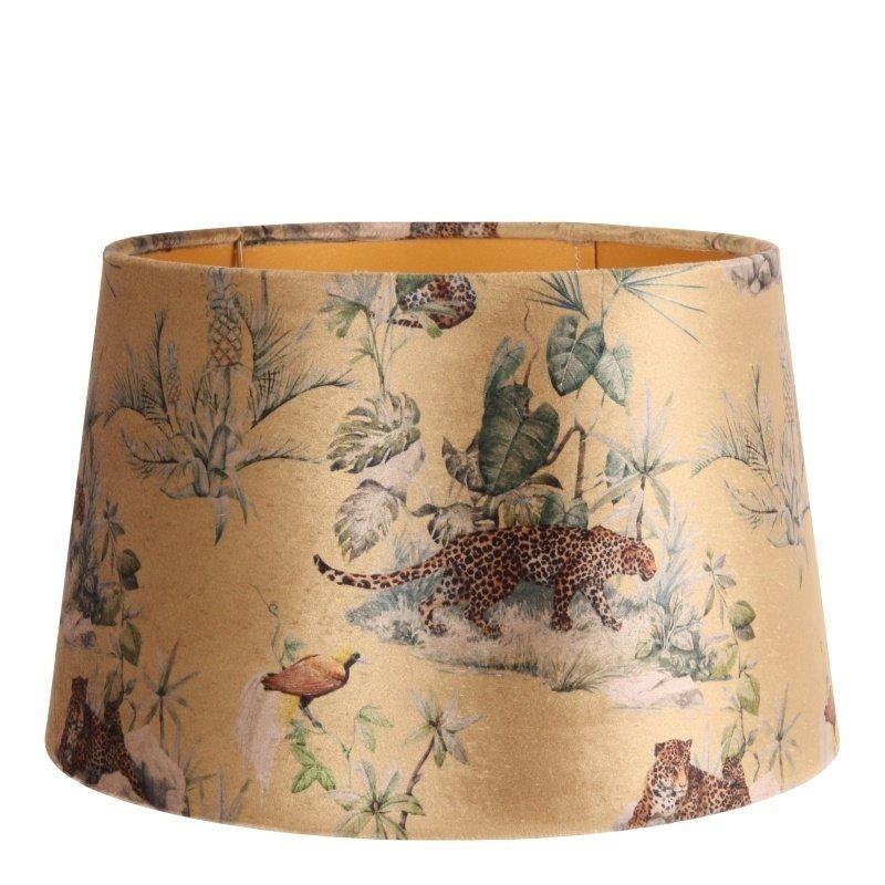Dutch & Style Lampenkap  leopard  30 cm