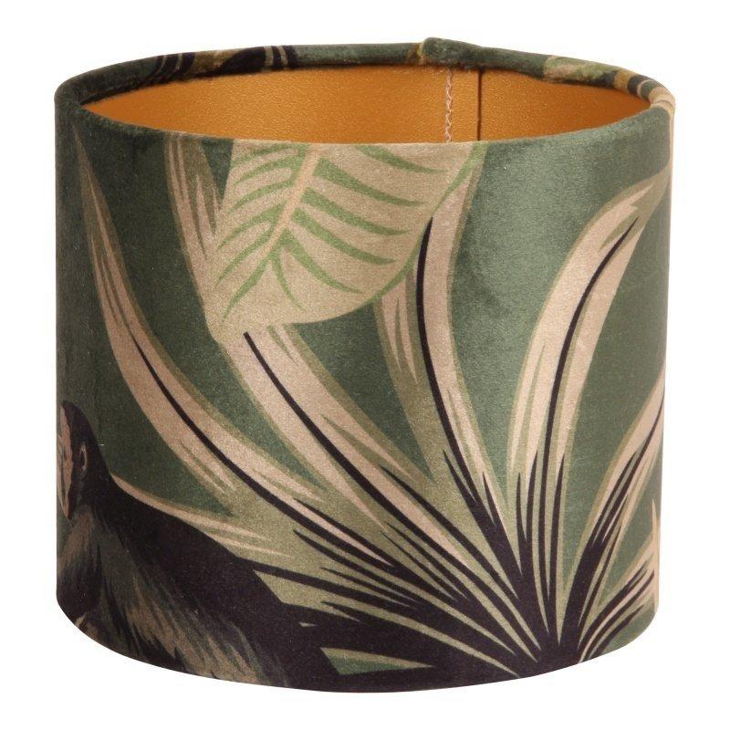 Dutch & Style Lampenkap cylinder  monkey 15 cm