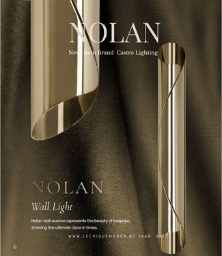 Castro Lighting  Nolan Wall Light