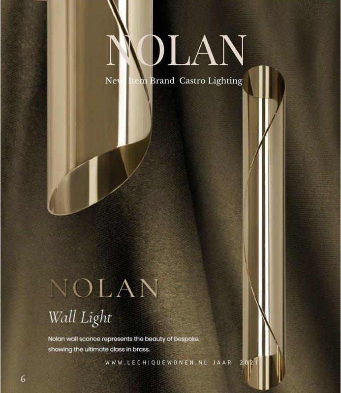 Castro Lighting  Nolan Wall Light