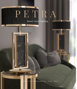 Castro Lighting  Petra table lamp