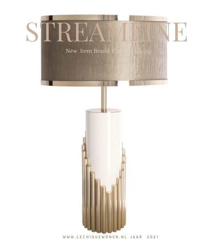 Castro Lighting  Streamline table lamp
