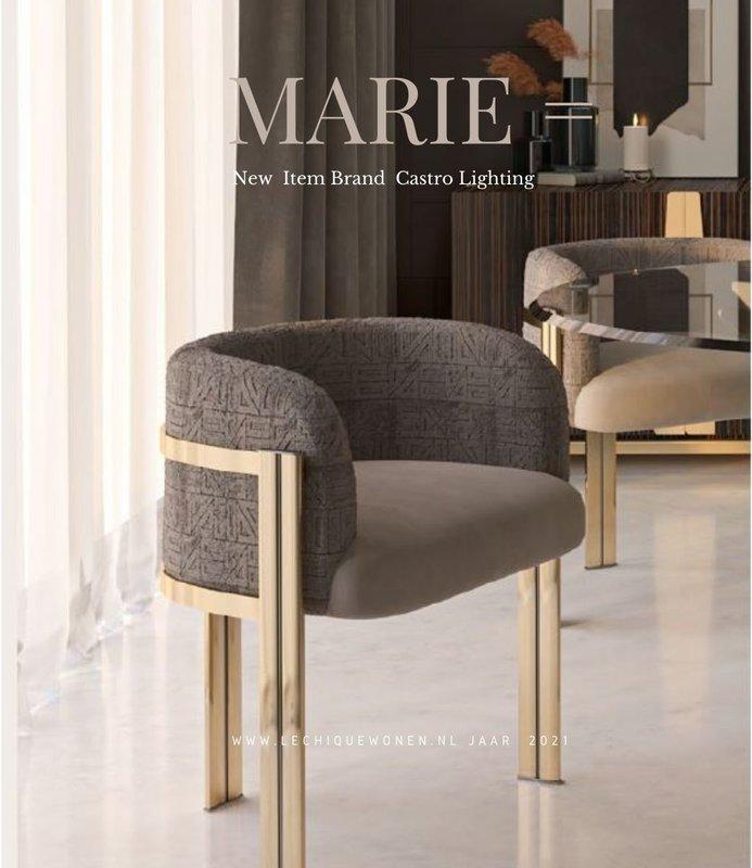 Castro Lighting  Marie chair