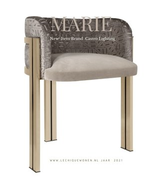 Castro Lighting  Marie chair