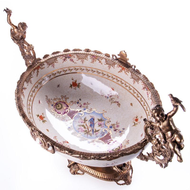 Decotrends  Porcelain bowl