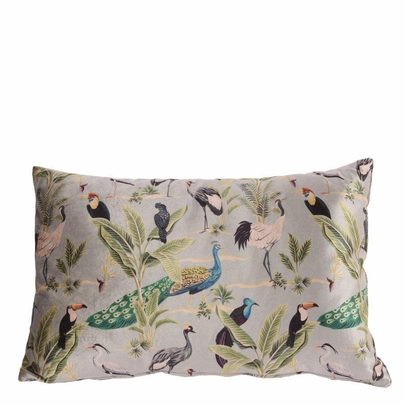 Dutch & Style Cushion peacock Luxe 40x60 cm