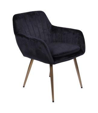Dutch & Style Chair Macie-  T  Bleue