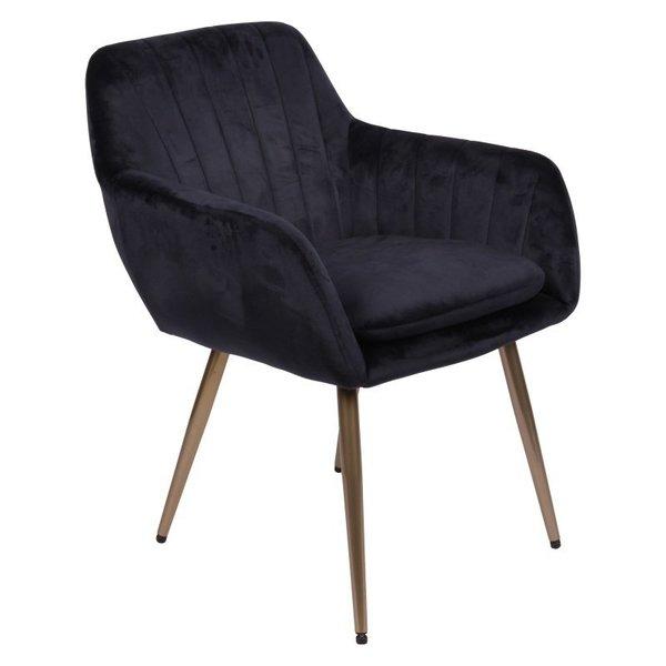 Dutch & Style Chaise Macie- T Bleue