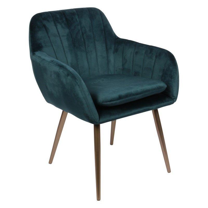 Dutch & Style Stoel Macie -  T  Bleue