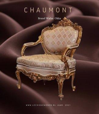 Wafaa Okka  Fauteuil Chaumont